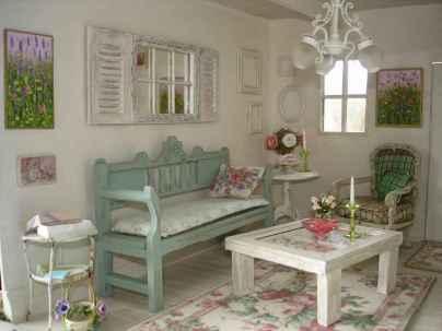 Romantic shabby chic living room decoration ideas (48)