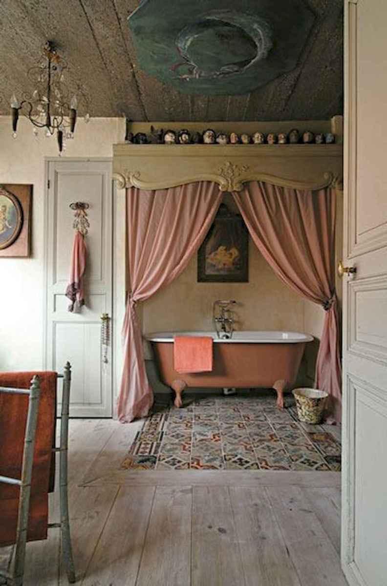 Shabby chic bathroom remodel ideas (36)