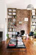 Simple clean vintage living room decorating ideas (27)