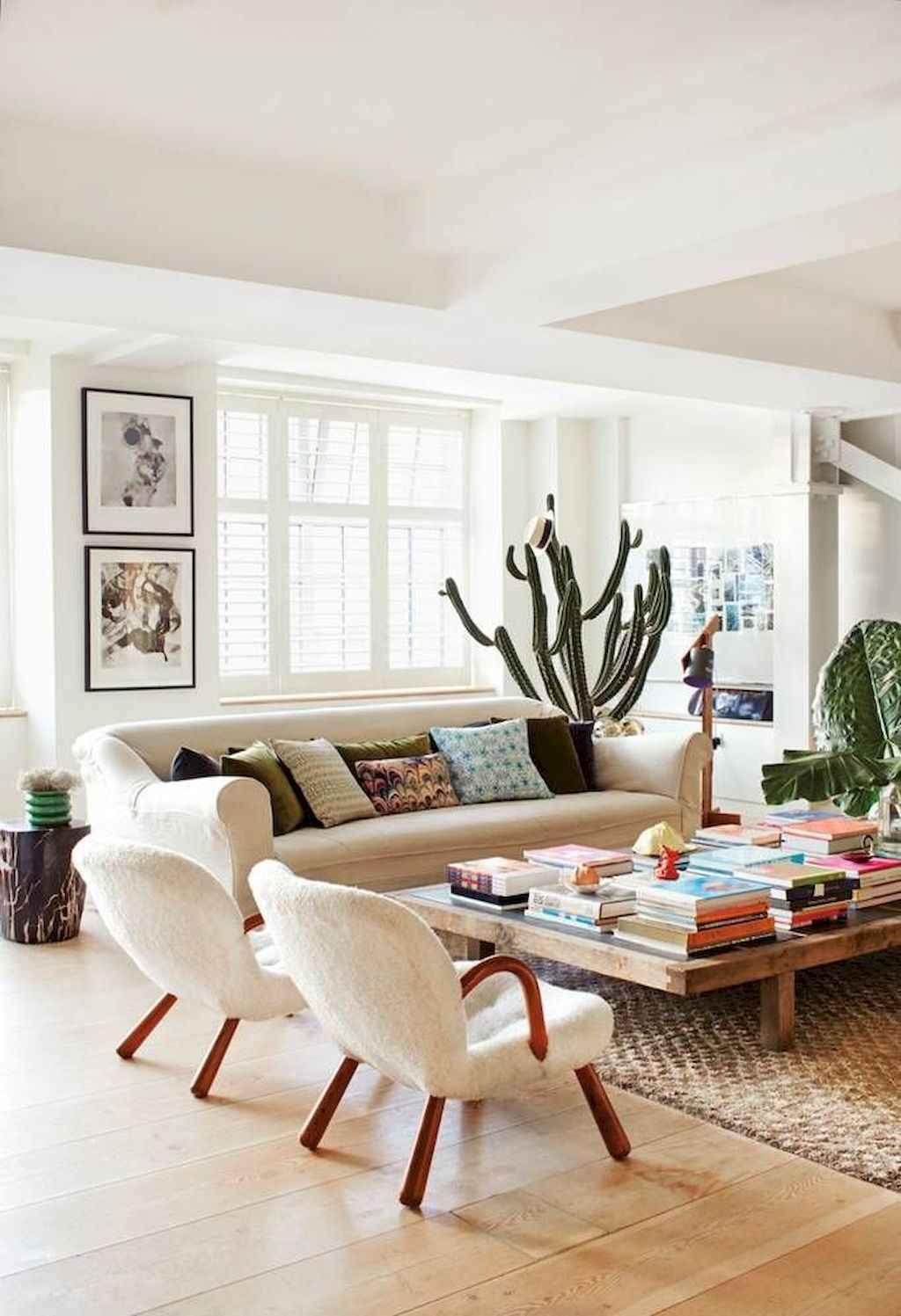 Simple clean vintage living room decorating ideas (29)
