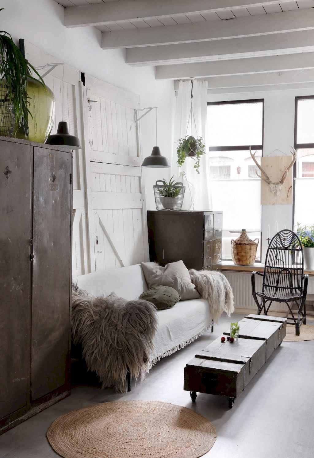 Simple clean vintage living room decorating ideas (35)