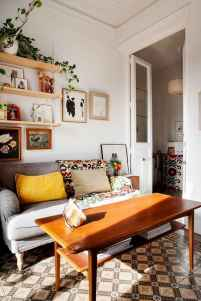 Simple clean vintage living room decorating ideas (49)