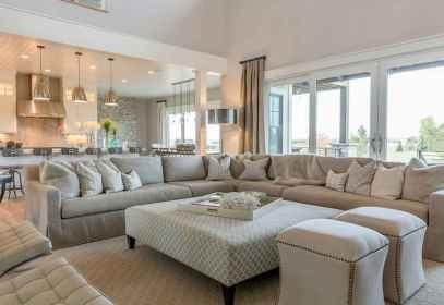 Wonderful coastal living room design & decor ideas (17)