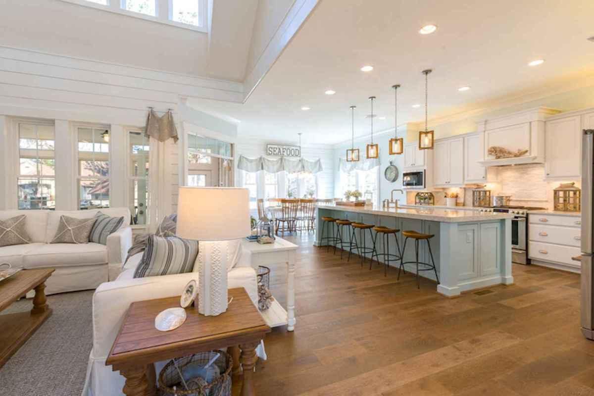 Wonderful coastal living room design & decor ideas (23)