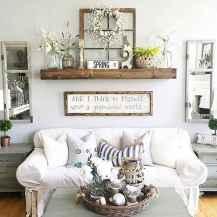 Wonderful coastal living room design & decor ideas (41)