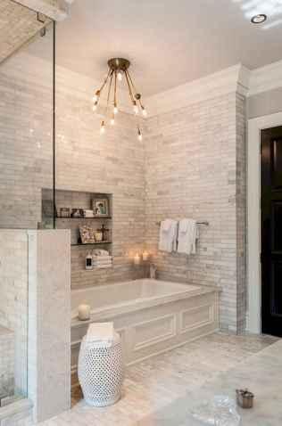 Beautiful bathroom tile remodel ideas (38)