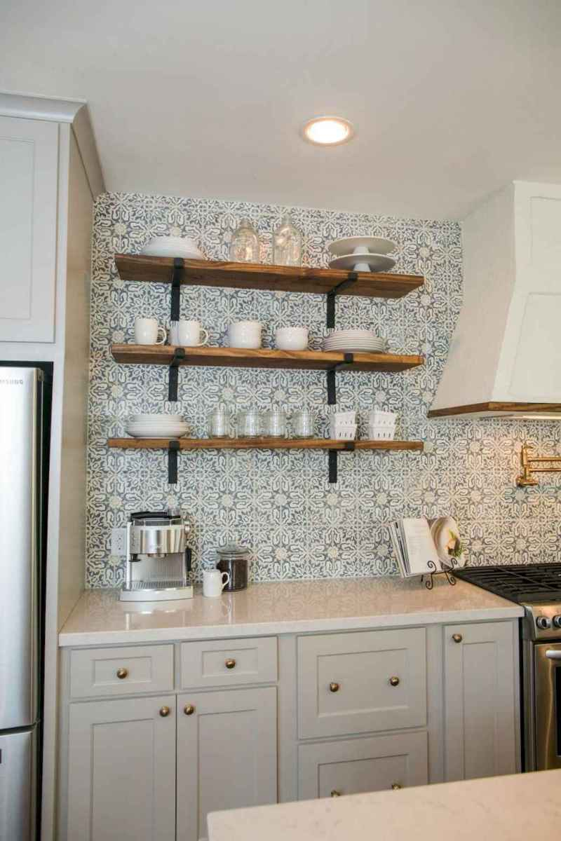 Beautiful kitchen remodel backsplash tile ideas (16)