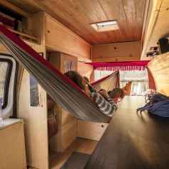 Best rv camper van interior decorating ideas (2)
