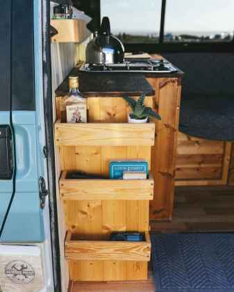 Best rv camper van interior decorating ideas (20)