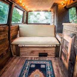 Best rv camper van interior decorating ideas (22)