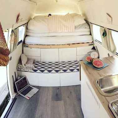 Best rv camper van interior decorating ideas (32)