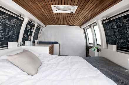 Best rv camper van interior decorating ideas (4)