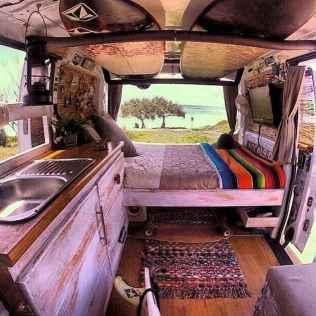 Best rv camper van interior decorating ideas (64)