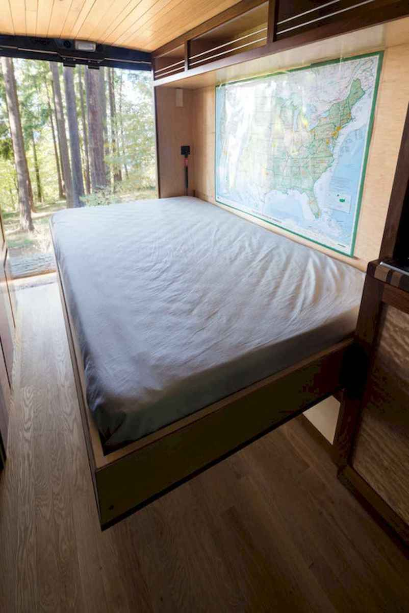Best rv camper van interior decorating ideas (86)