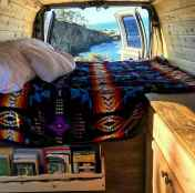 Best rv camper van interior decorating ideas (92)