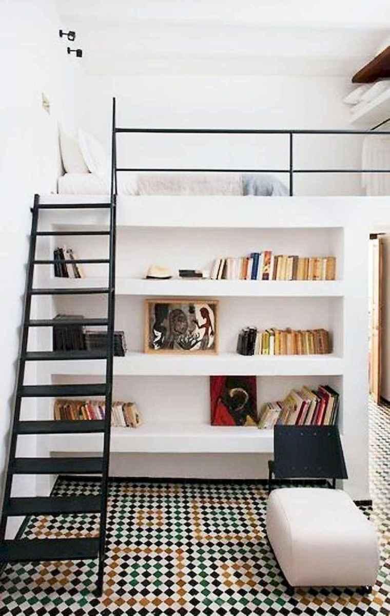 Creative loft stair with space saving ideas (5)