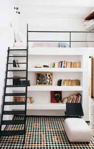 Creative loft stair with space saving ideas (5)