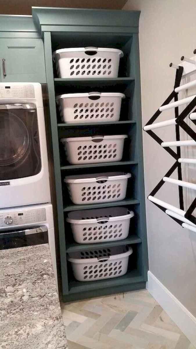 Farmhouse style laundry room makeover ideas (16)