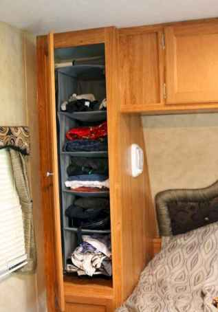 Full time rv living tips and tricks camper organization (63)