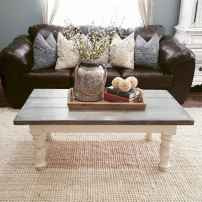 Rustic farmhouse coffee table ideas (35)