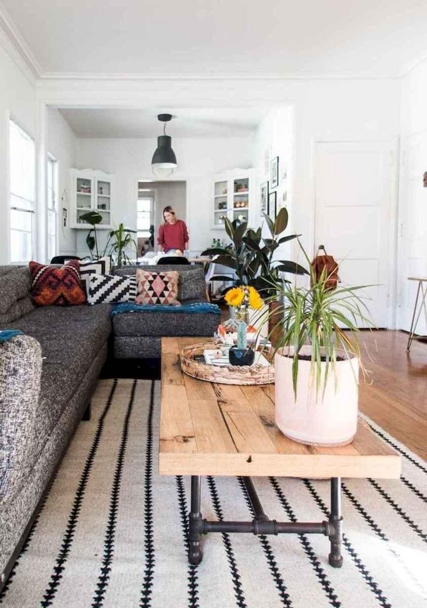 Rustic farmhouse coffee table ideas (42)