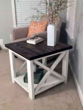 Rustic farmhouse coffee table ideas (43)