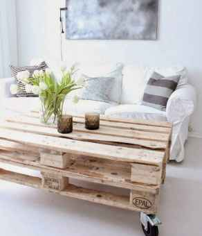 Rustic farmhouse coffee table ideas (79)