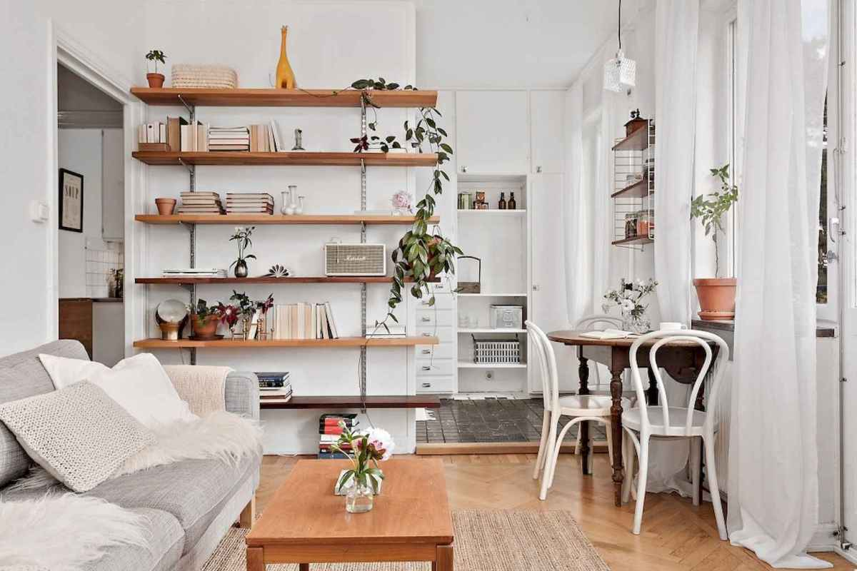 Small apartment studio decorating ideas on a budget (32)