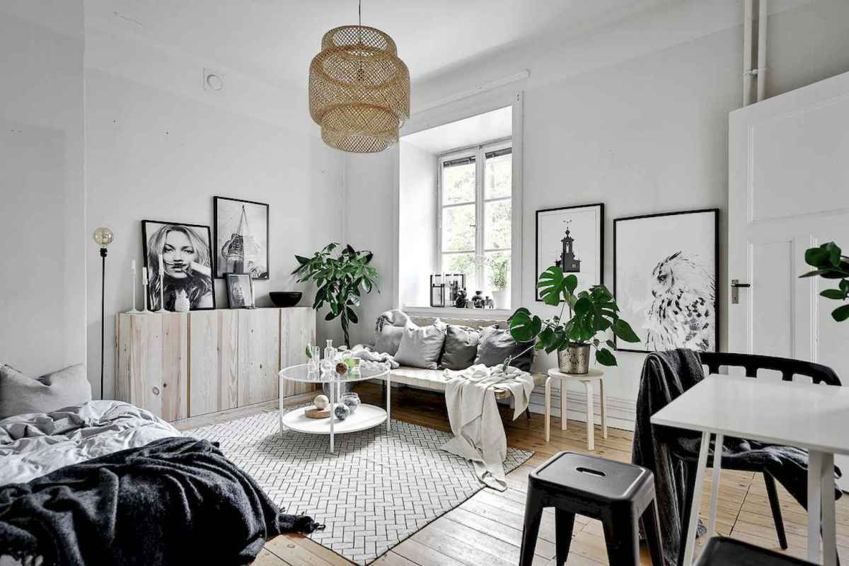 Small apartment studio decorating ideas on a budget (71)