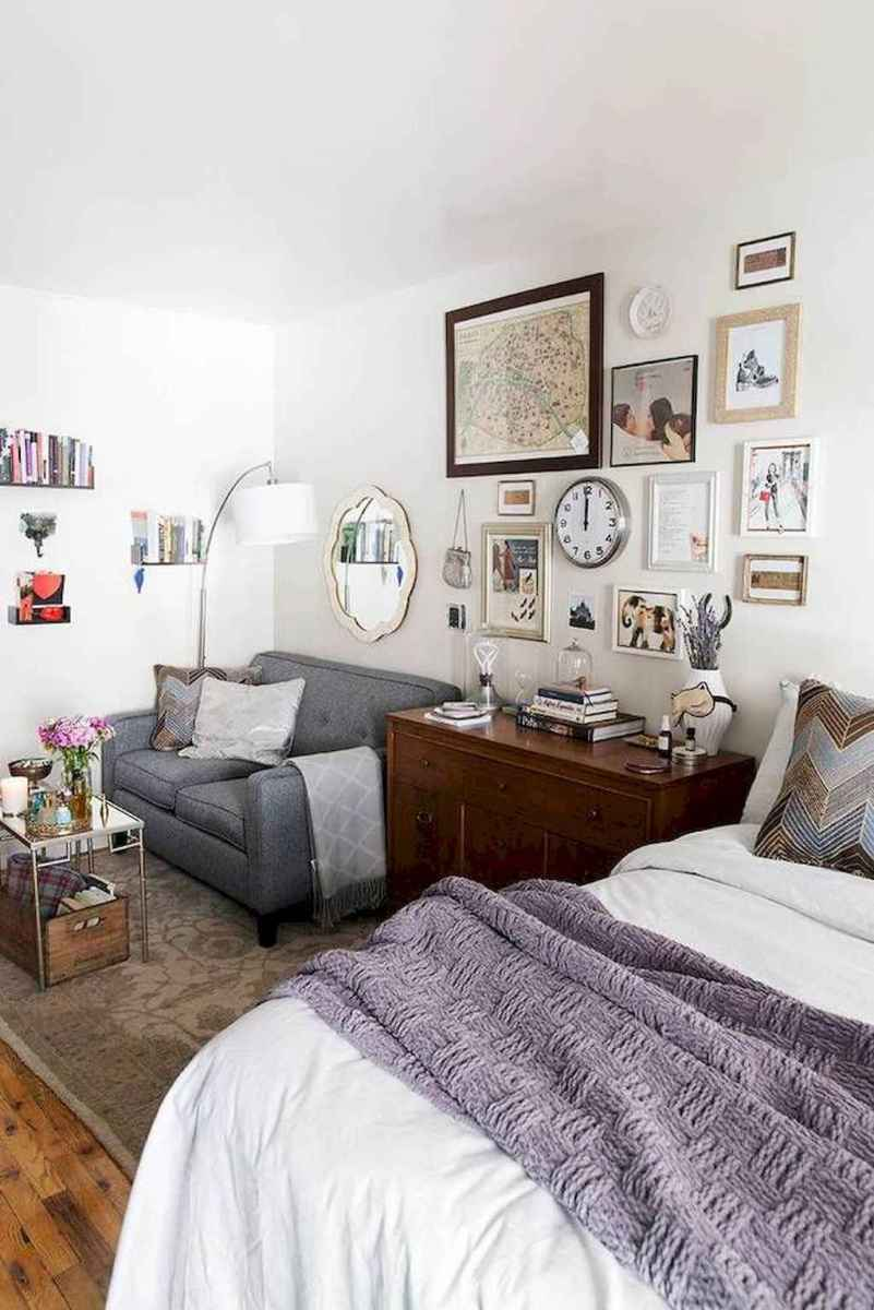 Small apartment studio decorating ideas on a budget (78)