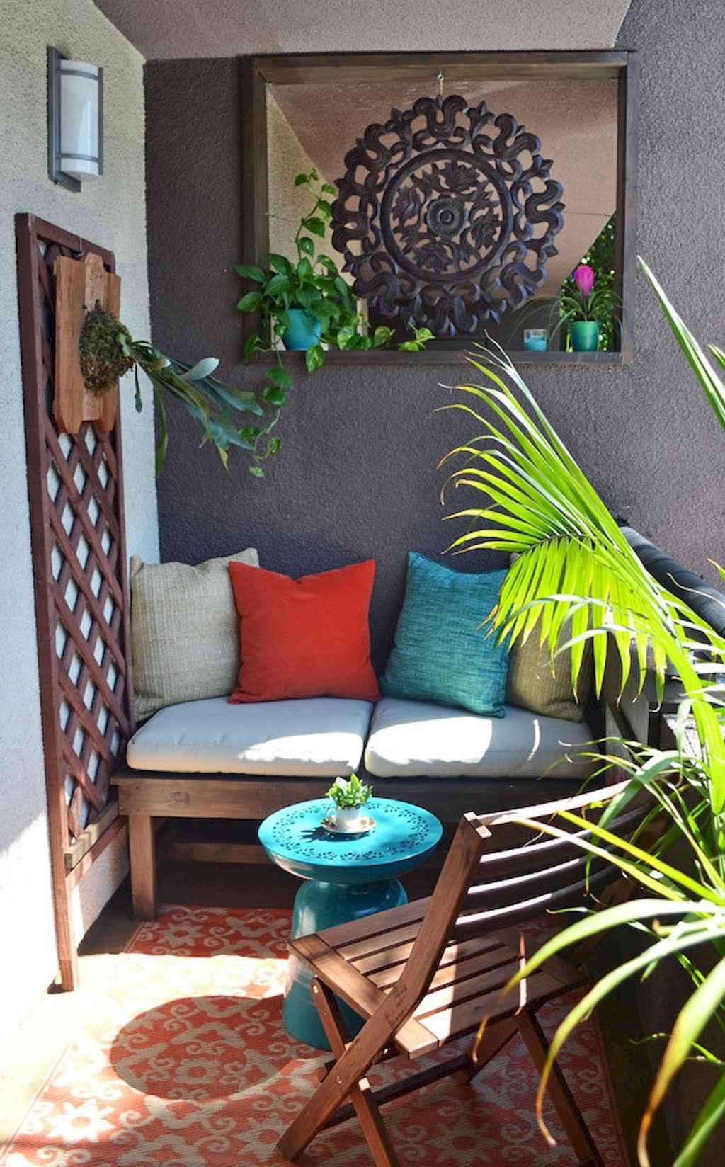 Small balcony decoration ideas (37)