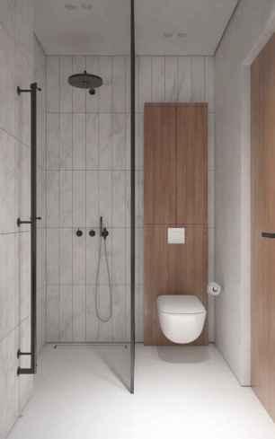 Amazing tiny house bathroom shower ideas (79)