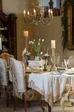 Beautiful french country dining room ideas (13)