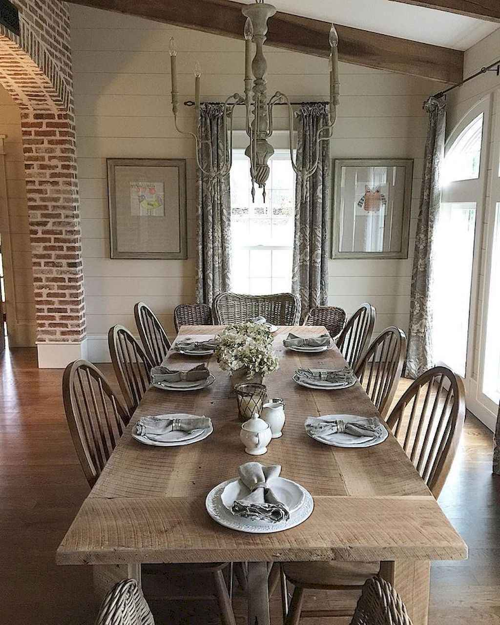 French Country Dining Room Ideas: Beautiful French Country Dining Room Ideas (3)