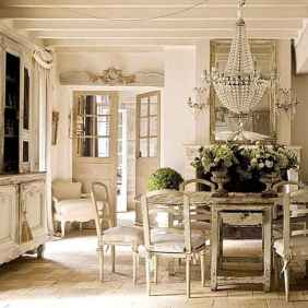 Beautiful french country dining room ideas (43)