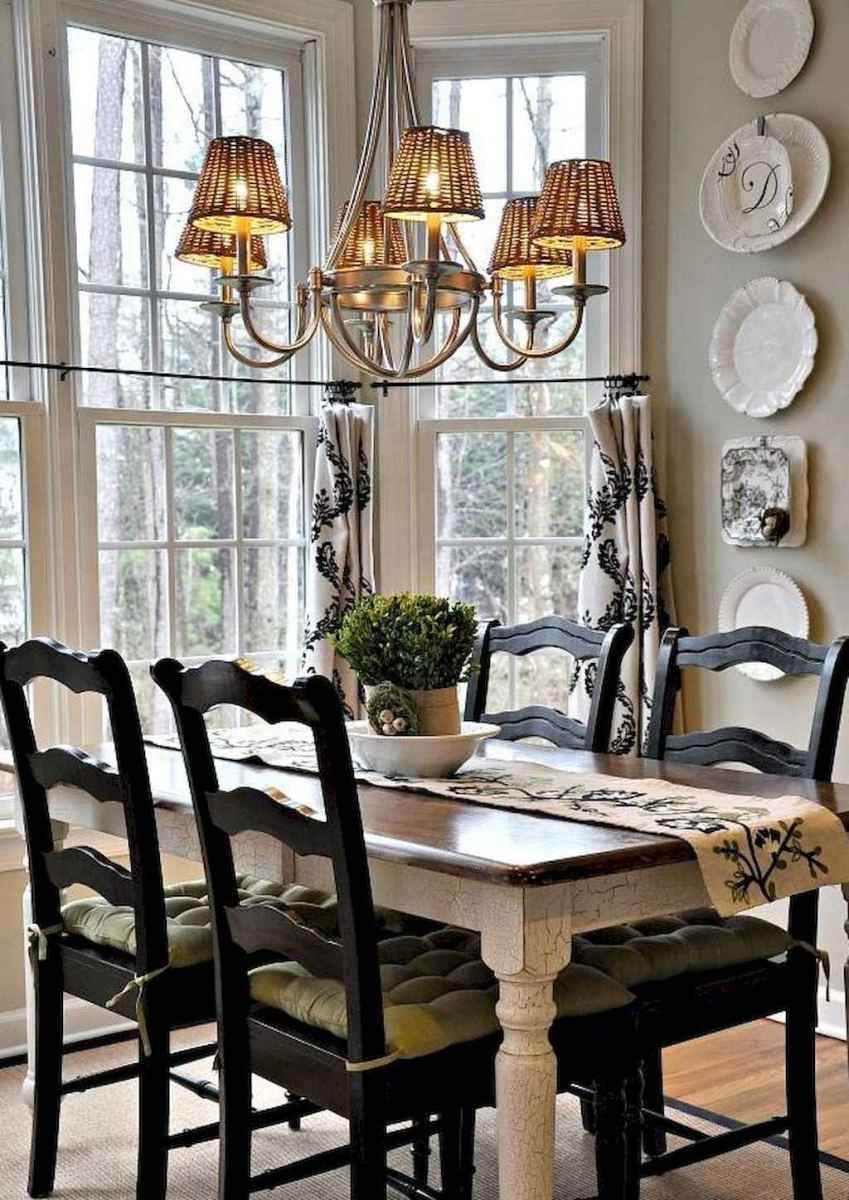 Beautiful french country dining room ideas (6)