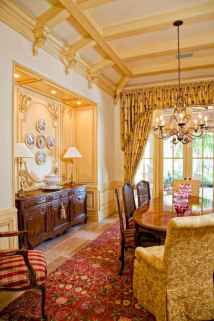 Beautiful french country dining room ideas (67)