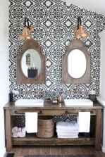 Beautiful rustic bathroom decor ideas (28)
