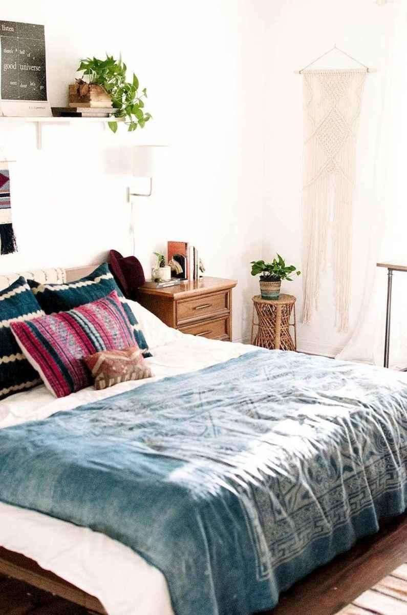 Bohemian style modern bedroom ideas (1)