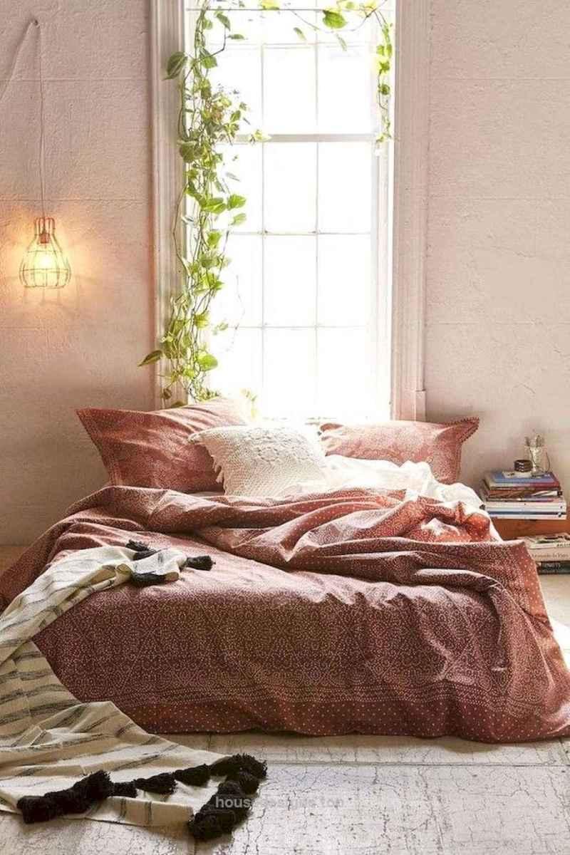 Bohemian style modern bedroom ideas (10)