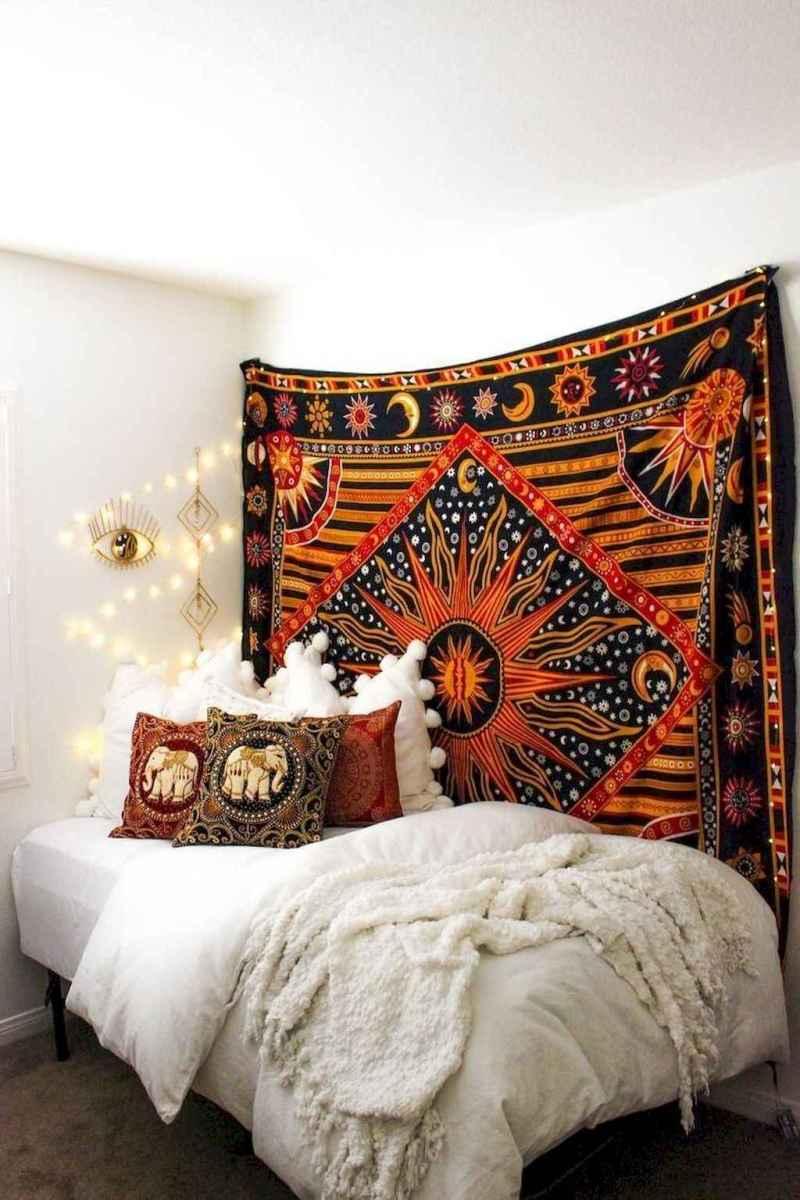Bohemian style modern bedroom ideas (2)