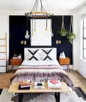 Bohemian style modern bedroom ideas (33)