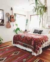 Bohemian style modern bedroom ideas (36)