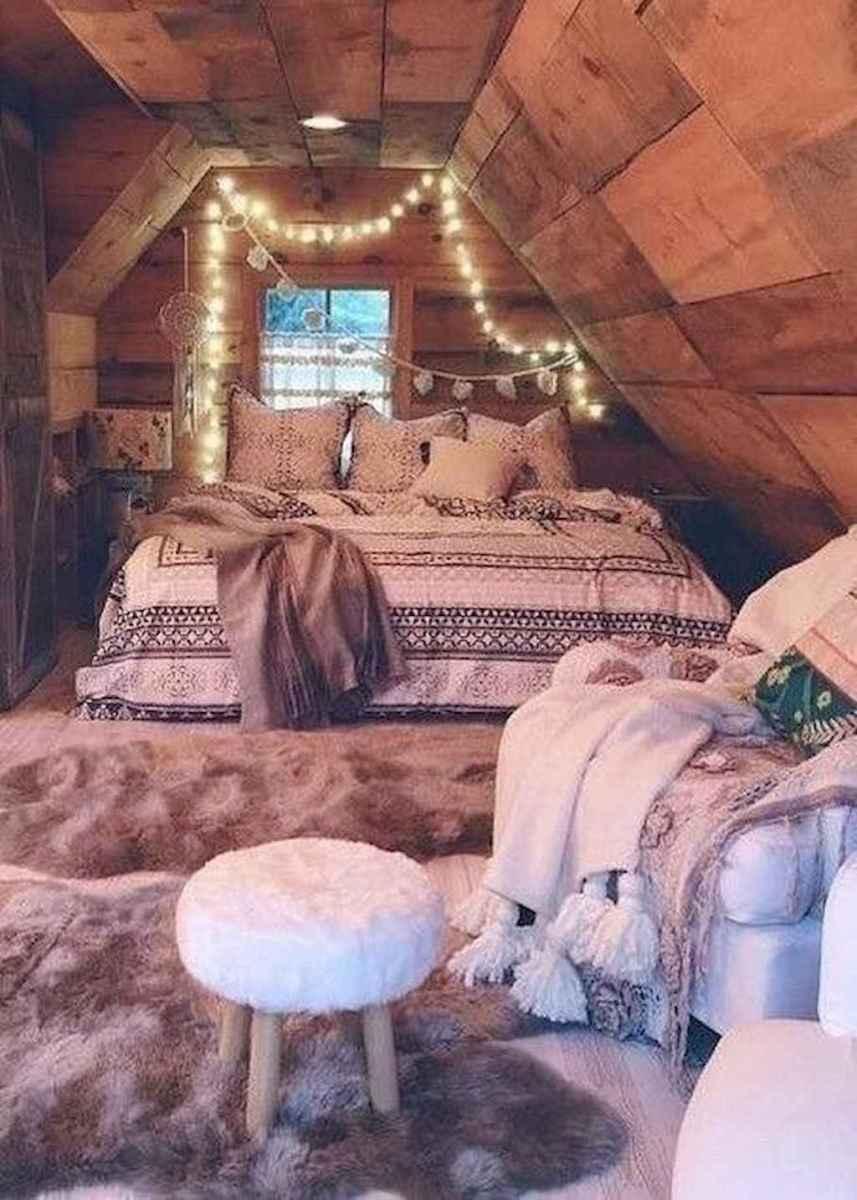 Bohemian style modern bedroom ideas (4)