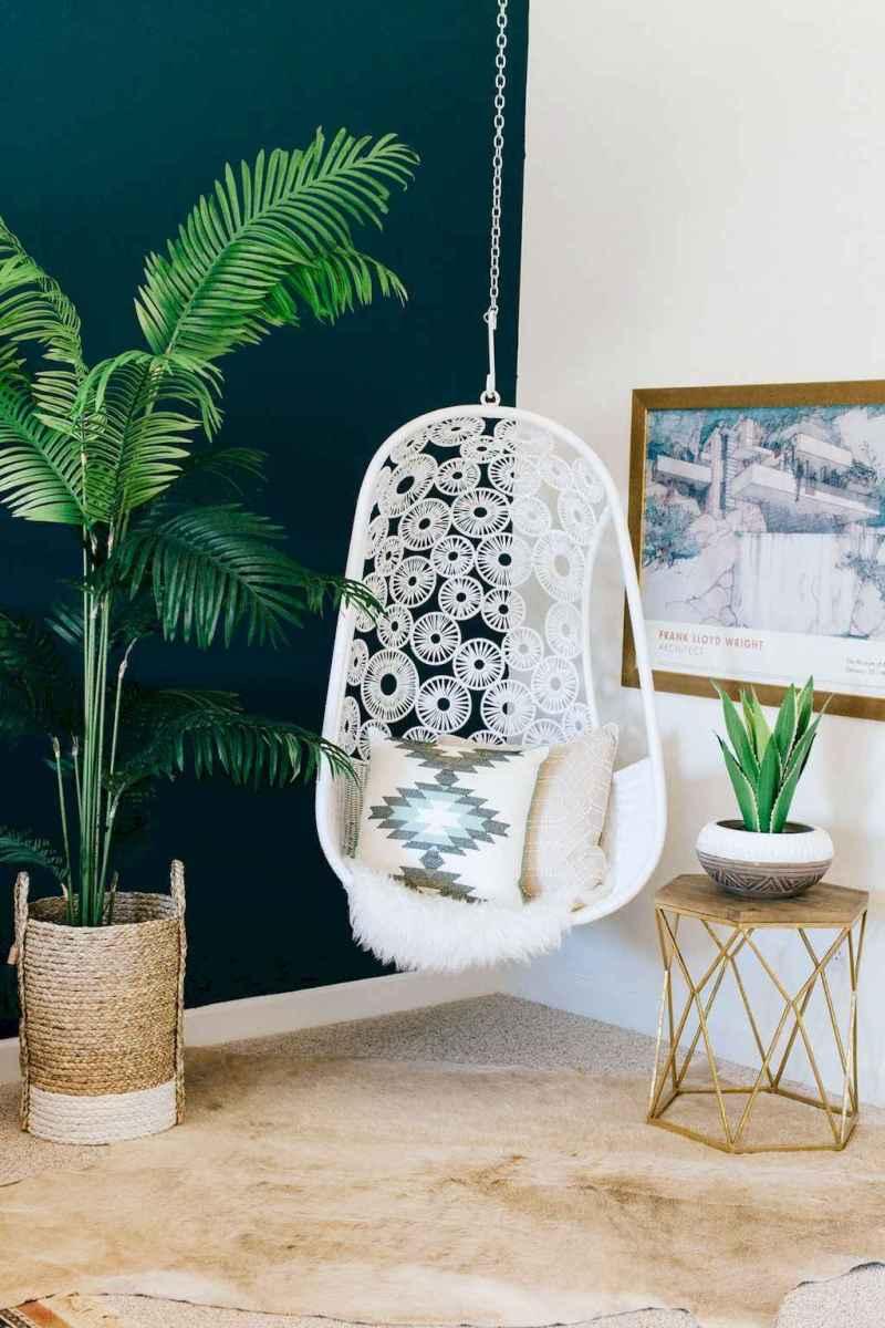 Bohemian style modern bedroom ideas (78)