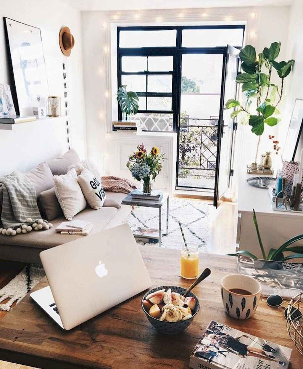 Clever college apartment decorating ideas on a budget (33)