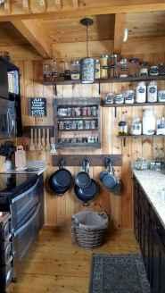 Clever tiny house kitchen decor ideas (16)