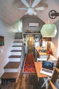 Clever tiny house kitchen decor ideas (25)