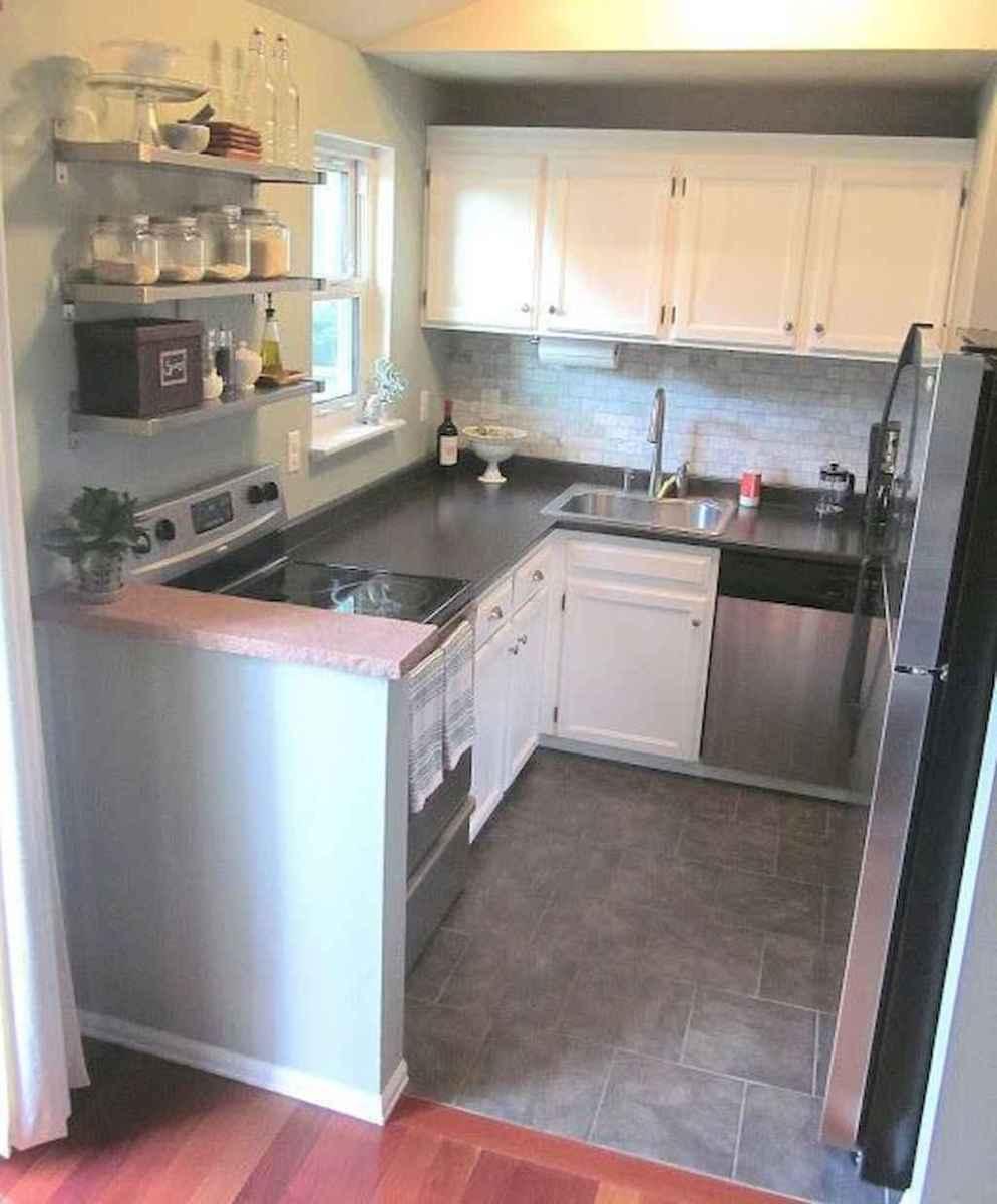 Clever tiny house kitchen decor ideas (27)