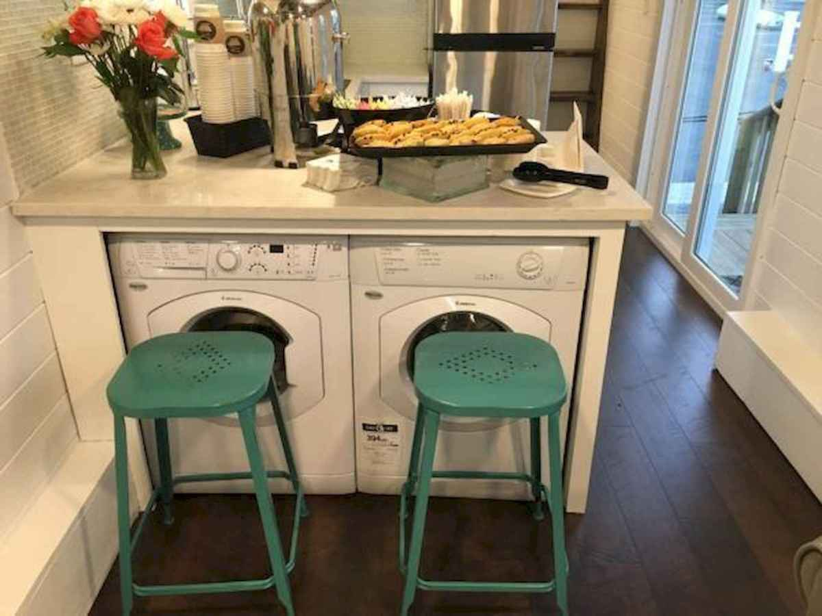 Clever tiny house kitchen decor ideas (35)